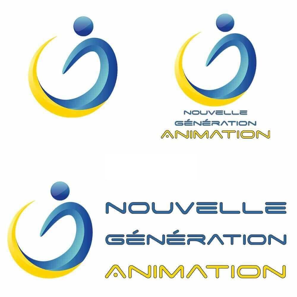 Création logo NGA