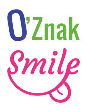 Création logo O'Znak Smile