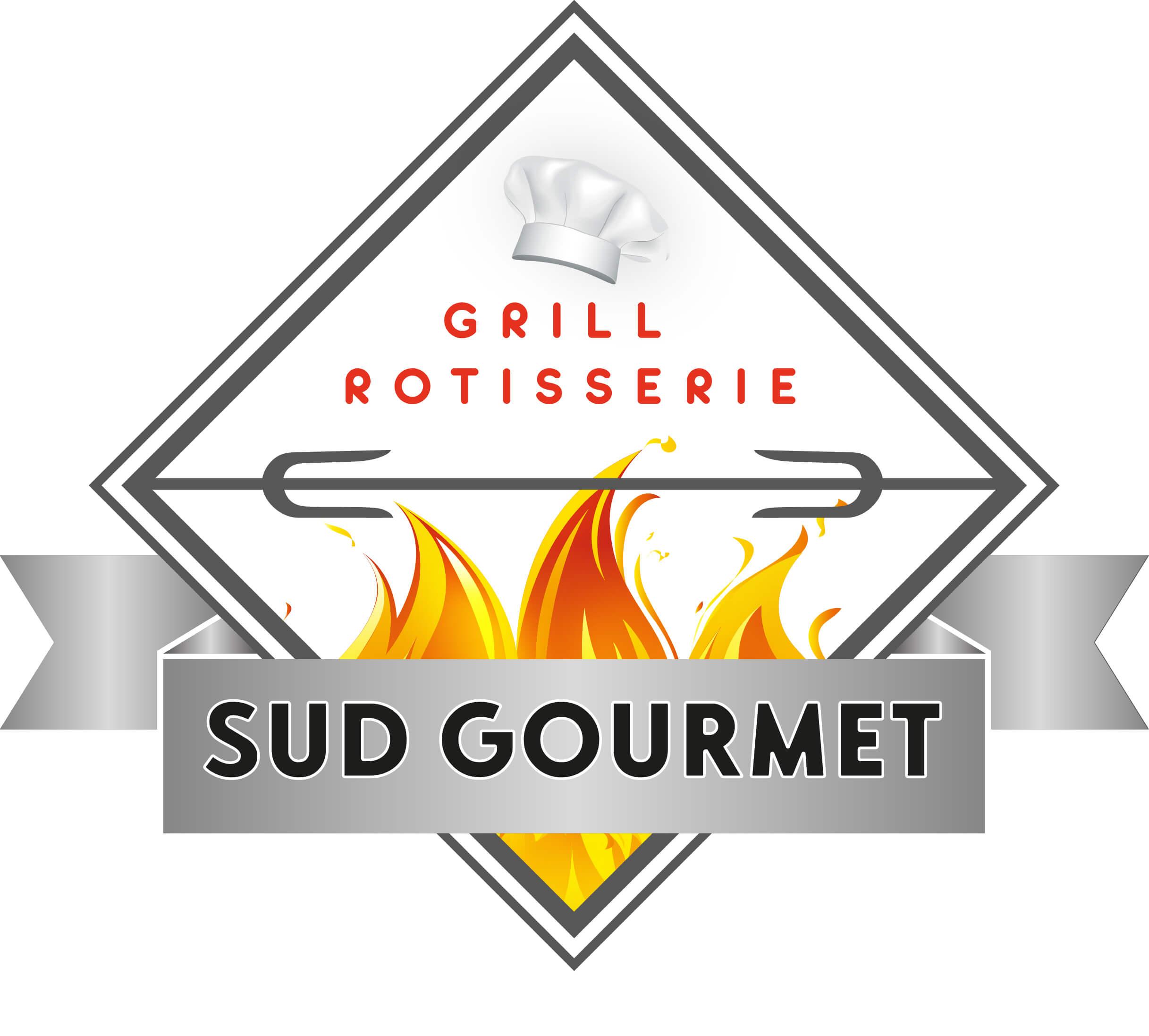 Création logo Sud Gourmet