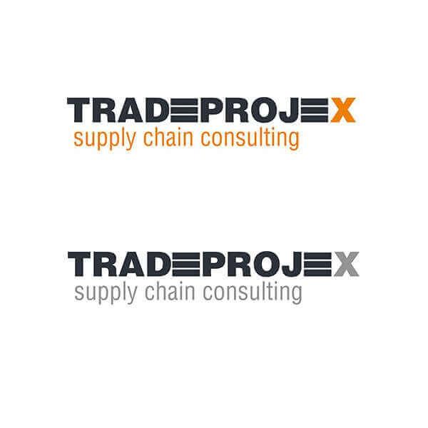 Création logo Tradeprojex